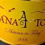 Sweet Summer Refreshment with Tokaji