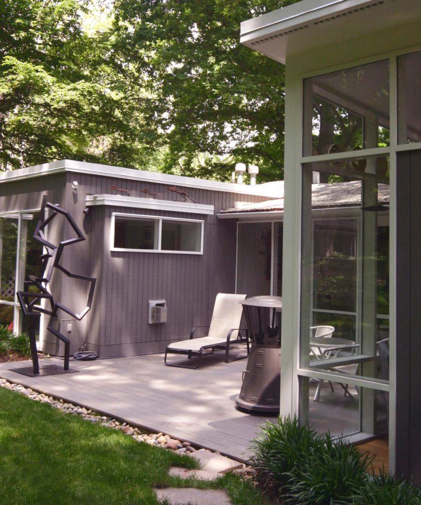 Hollin Hills Addition Deck