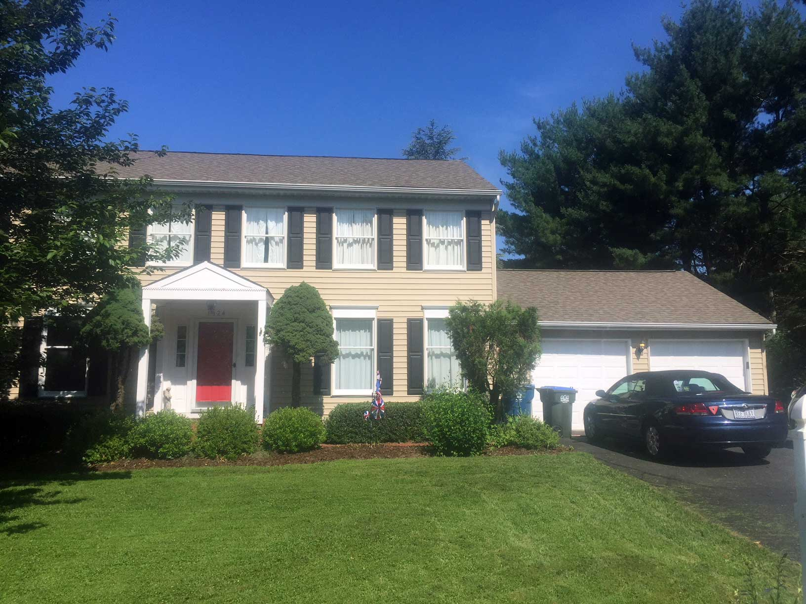 824 Clovermeadow Drive,  Vienna VA, 22182 — For Sale $848,888