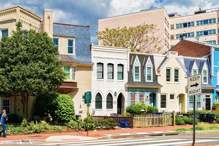 Rapid Home Sale Trend Continues in D.C.